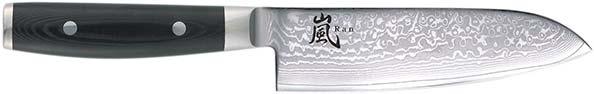 Japanische Messer: Yaxell Ran 69 Santokumesser, 16,5 cm